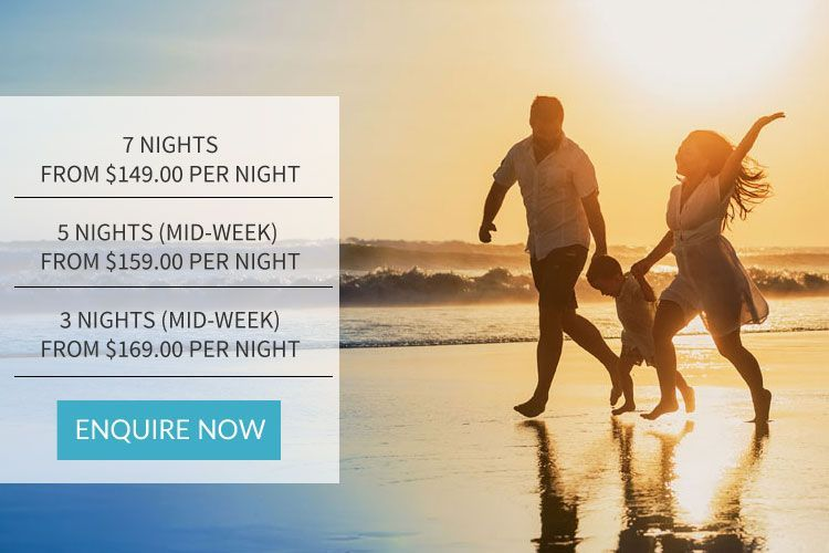 Burleigh Heads Accommodation | Ambience on Burleigh Beach