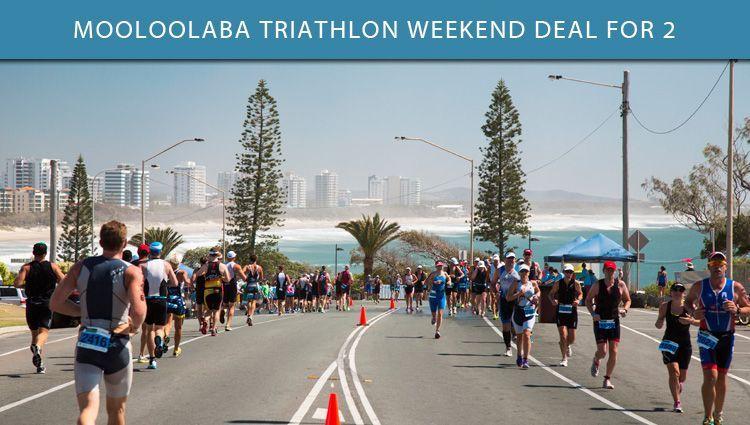 Mooloolaba Triathlon Accommodation Deal