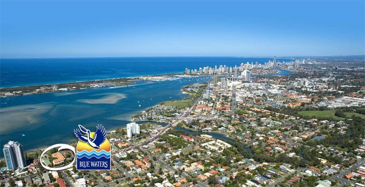 Broadwater accommodation Gold Coast