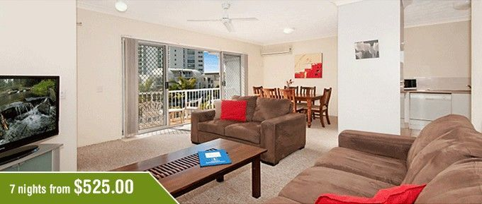 Broadwater Accommodation on the Gold Coast
