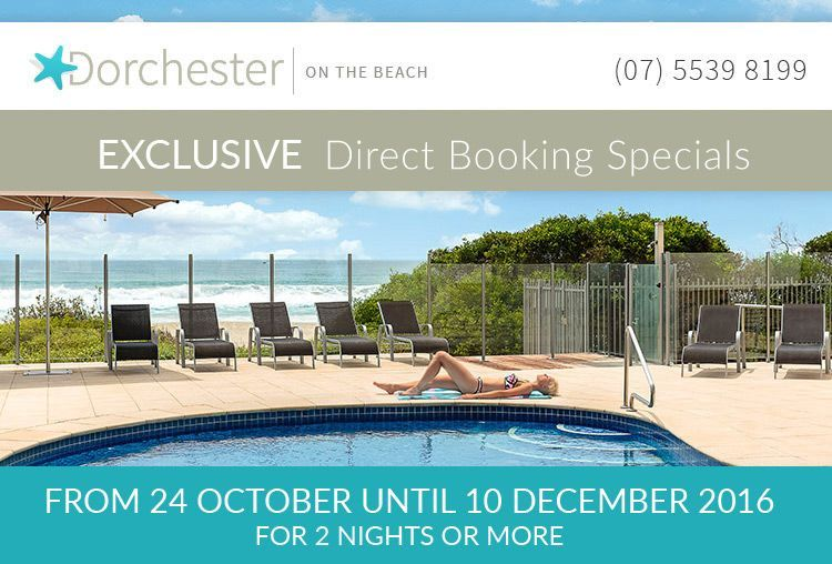 Gold Coast accommodation specials