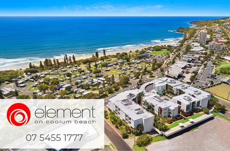 Element On Coolum Beach Resort