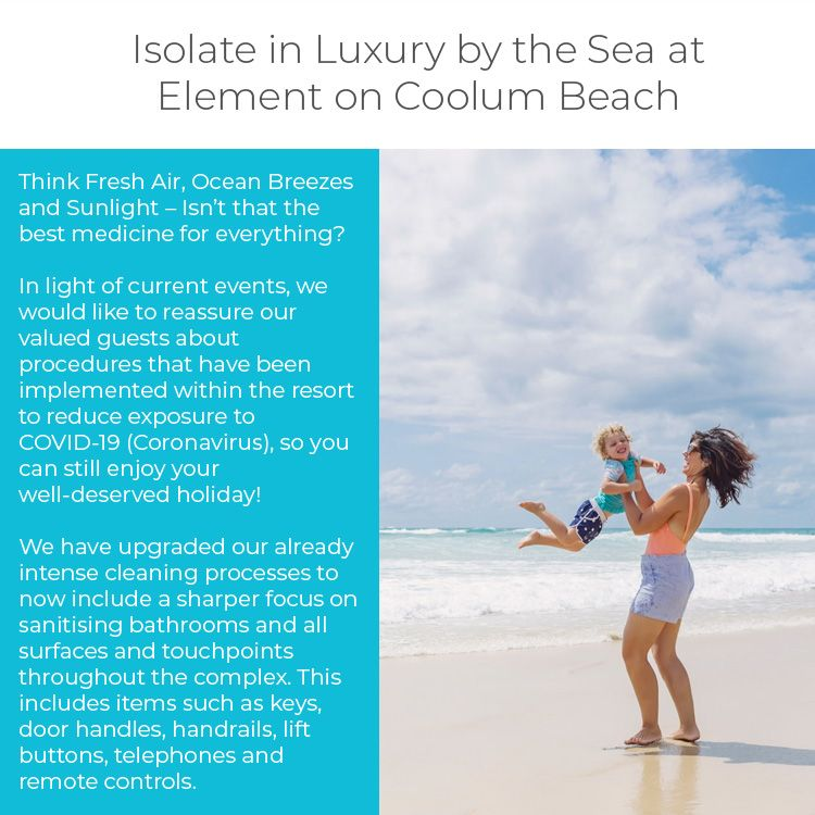 Element On Coolum Beach Resort