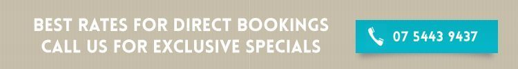 Book direct for best Maroochydore accommodation specials
