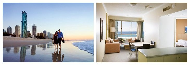 Gold Coast Accommodation at Main Beach