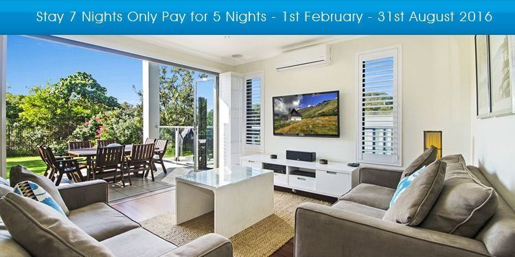 accommodation specials Marcoola Beach