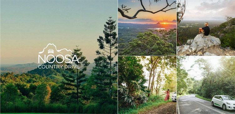 Noosa country drive