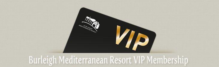 Book Now VIP membership