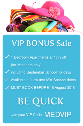 Burleigh Heads VIP accommodation