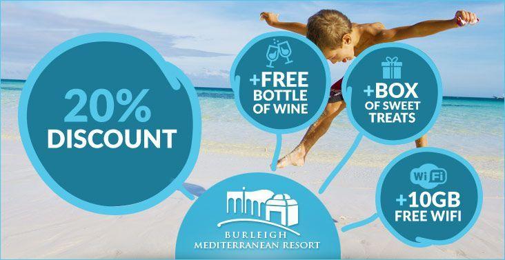Burleigh Resort Accommodation Deal