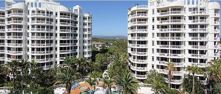 accommodation at Burleigh Heads