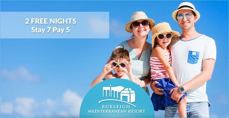 Burleigh Heads family accommodation