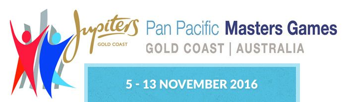 Pan Pacific Games Gold Coast