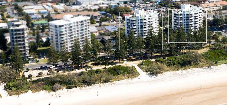 Burleigh Heads beachfront resort