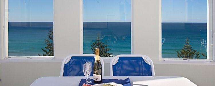 Gold Coast beachfront resort