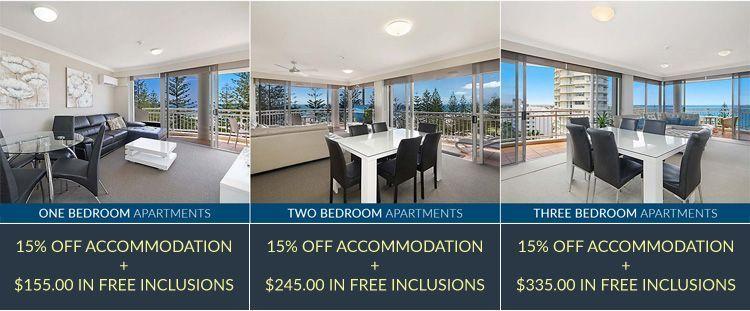 Burleigh Heads apartments