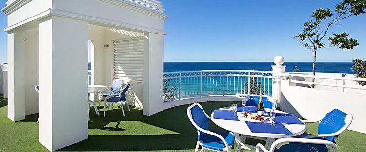 resort accommodation at Burleigh