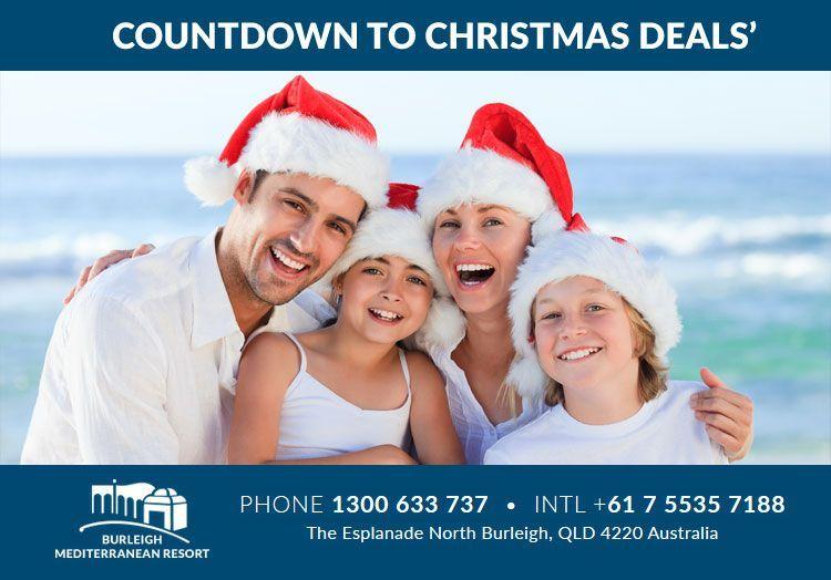 Burleigh Heads Christmas accommodation