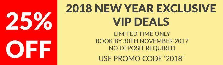 Burleigh Heads VIP deals