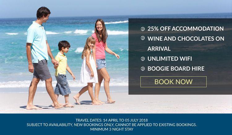 Beach holidays on the Gold Coast
