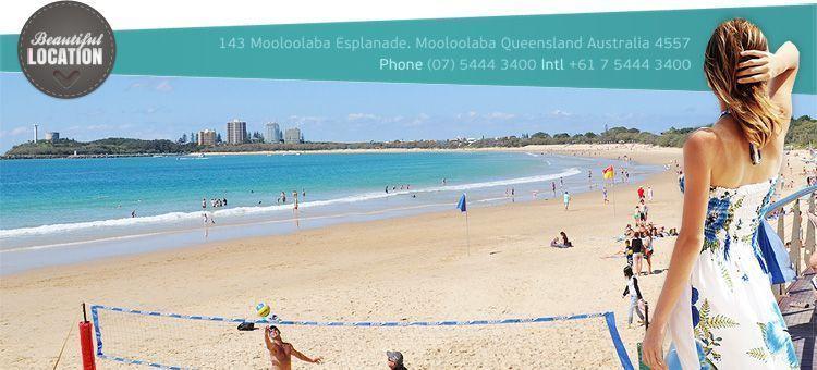 Mooloolaba Beach accommodation