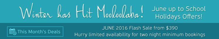 Mooloolaba Accommodation Specials