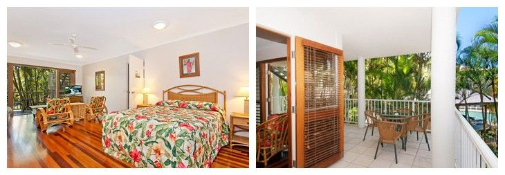 Noosa Resort and Spa Accommodation