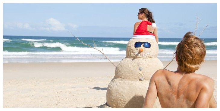 Christmas at Noosa