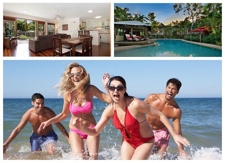 Noosa Resort and Spa Accommodation