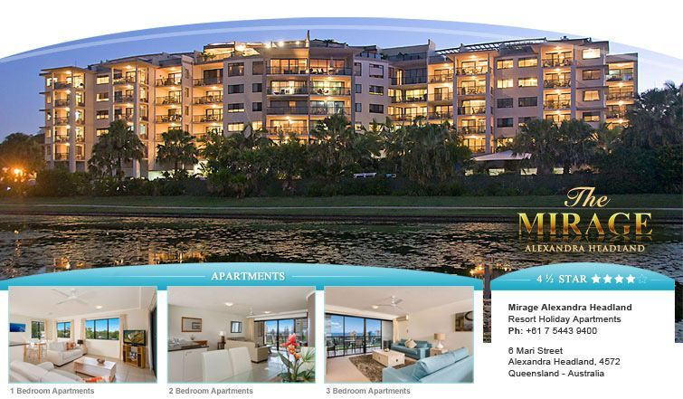 Sunshine Coast Accommodation Deals Maroochydore