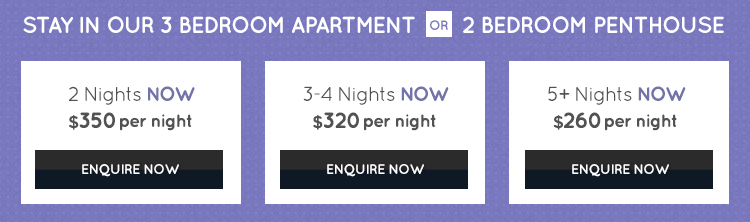 Noosa accommodation deals