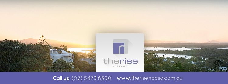 The Rise Noosa accommodation