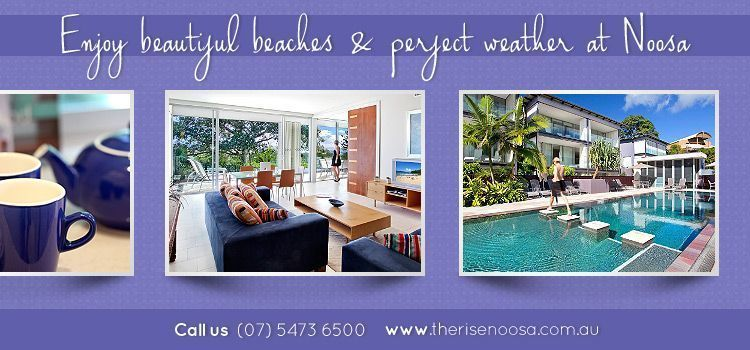 Noosa resort accommodation