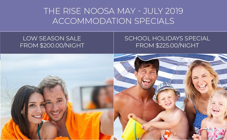 The Rise Noosa Header