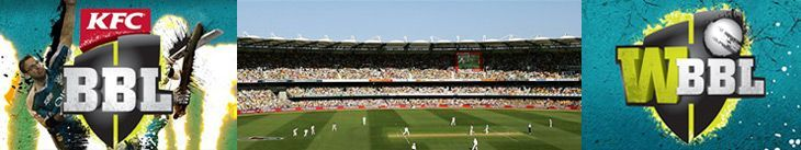 Big Bash at the Gabba Brisbane