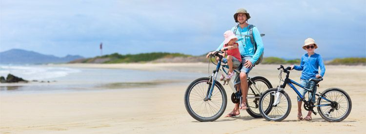 Sunshine Coast holidays