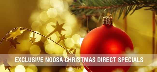Pre Christmas accommodation specials in Noosaville