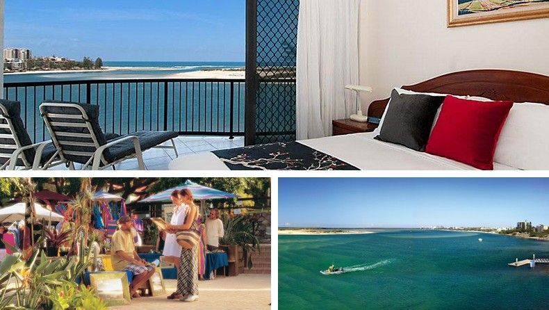 Caloundra Accommodation - Sunshine Coast