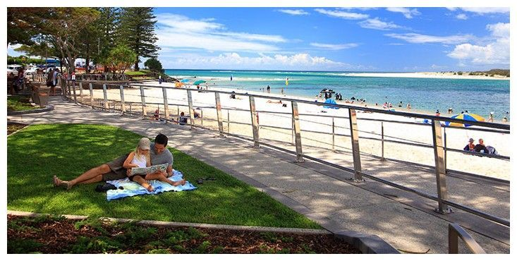 Caloundra on the Sunshine Coast